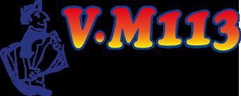 Vitrerie Miroiterie 113 Logo
